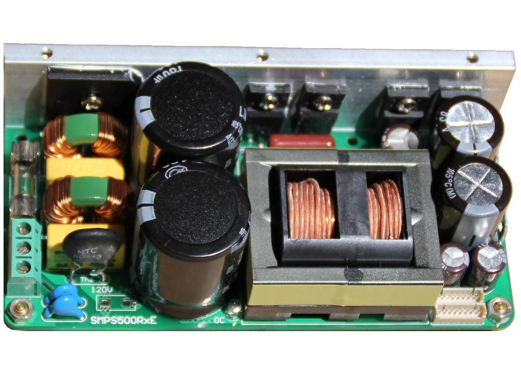 Smps500rxe Connex Electronic Loudspeaker Protection With Soft Start