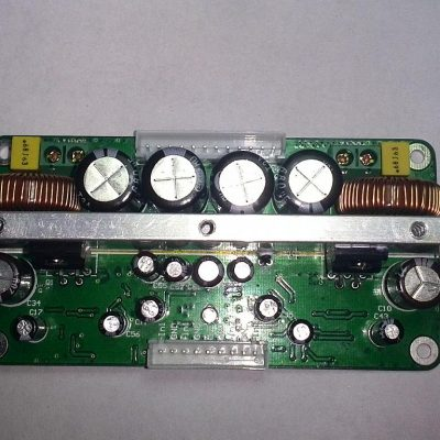 IRS2092 Stereo Amplifier   Connex Electronic
